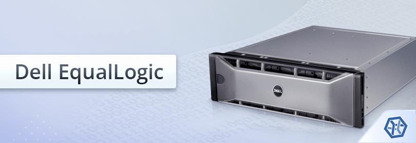 Datenrettung von Dell EqualLogic mit RAID 6