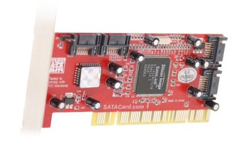 SATA expansion card