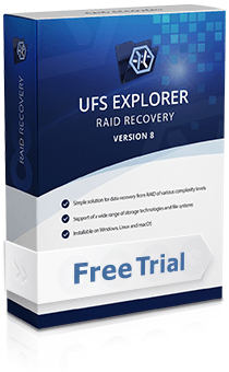 Effortless data recovery from complex RAID