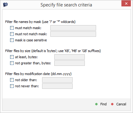 UFS Explorer RAID Recovery – User manual