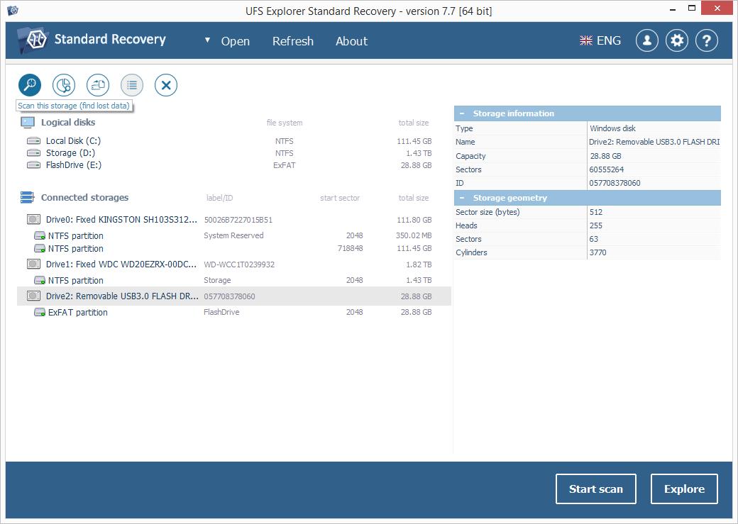 UFS Explorer Standard Recovery install step 4