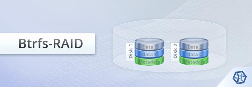 Як відновити дані з Btrfs-RAID
