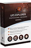 UFS Explorer Professional recovery
